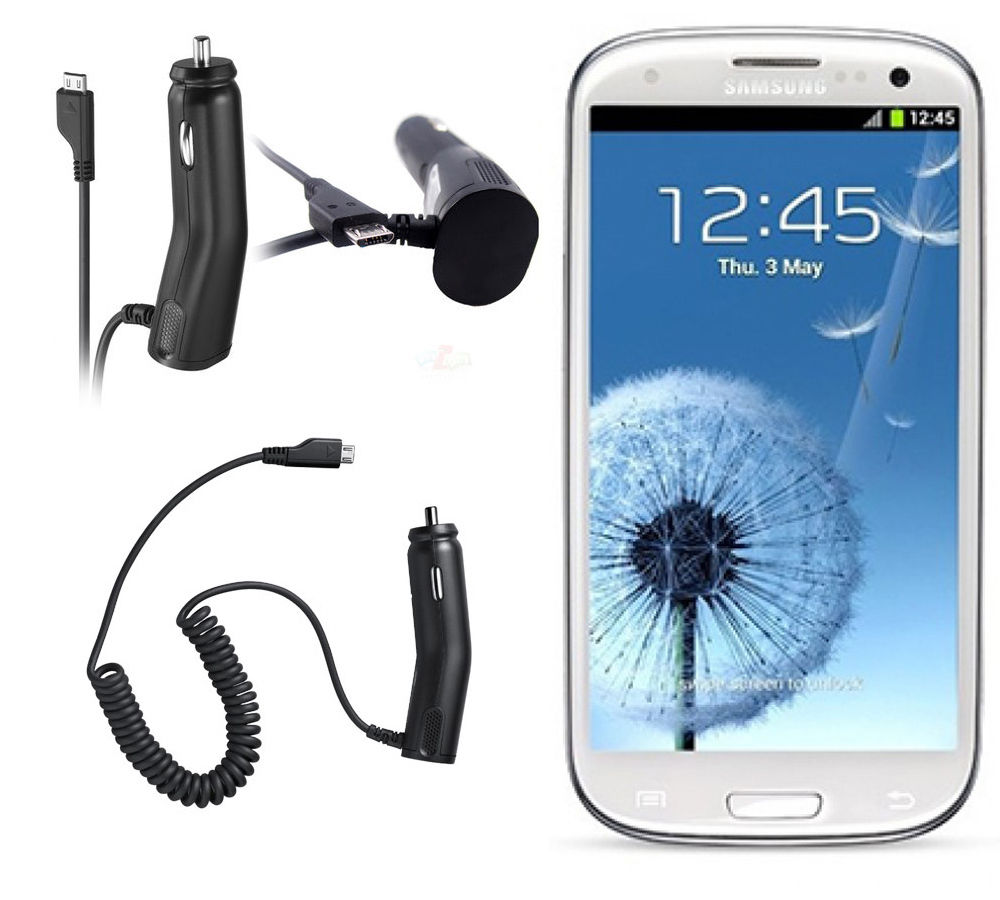 caricabatterie a molla galaxy s3 i9300