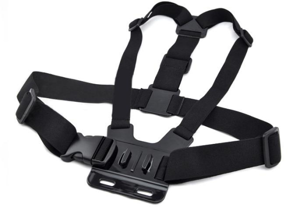 Go-Pro-SJ4000-Accessories-Elastic-Adjustable-Body-Chesty-Chest-Harness-Head-Strap-Belt-For-GoPro-Hero