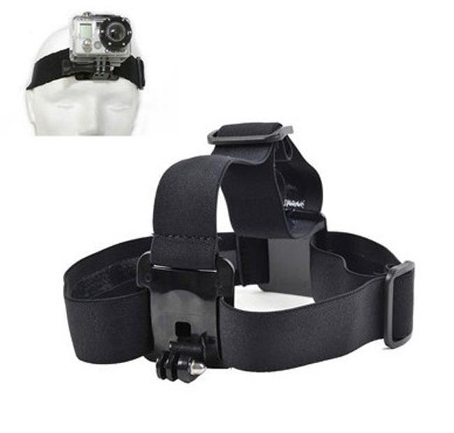 New-Arrive-Gopro-Head-Strap-hero3-hero2-Sj4000-Accessories-Elastic-Adjustable-Belt-Mount-for-Go-Pro