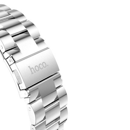 2015-new-HOCO-band-Free-shipping-316L-stainless-steel-silver-bracelet-or-strap-for-Apple-watch-1