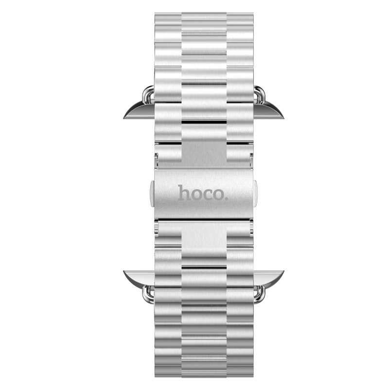for-Apple-Watch-38mm-Band-HOCO-Stainless-Steel-Strap-Classic-Buckle-Adapter-Watch-Band-for-Apple