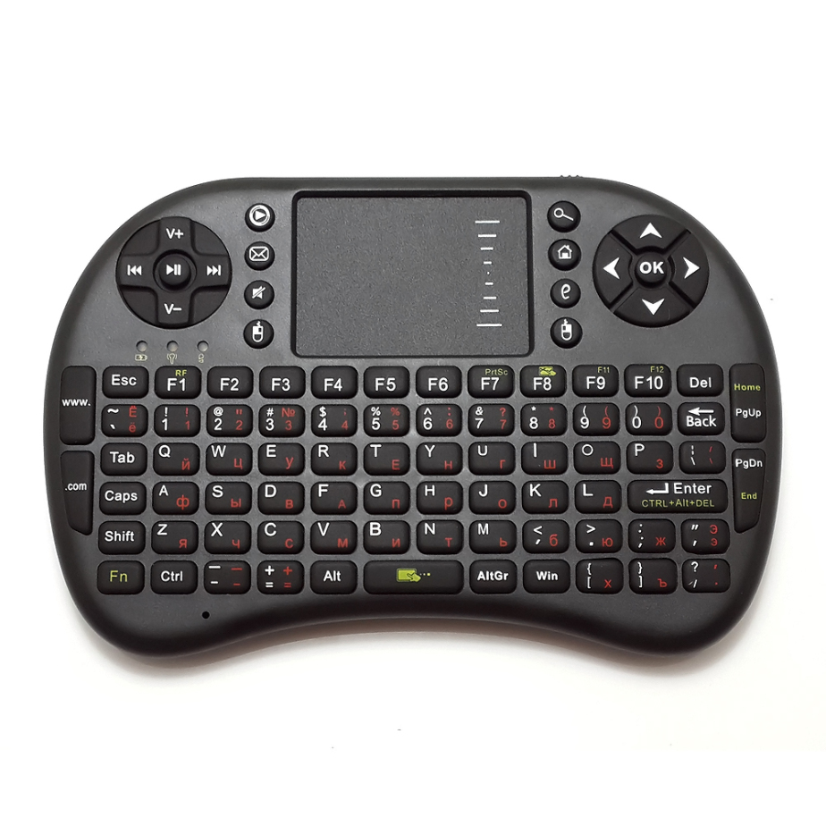 reviewradar.in - Wireless Touchpad Keyboard
