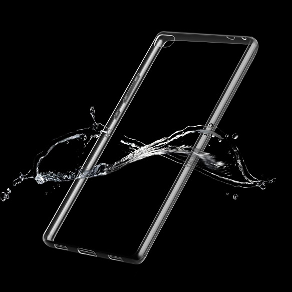 Ultra-Thin-Soft-Clear-Transparent-TPU-Back-Cover-Case-For-Huawei-P8-Lite-5-0-Mobile-2