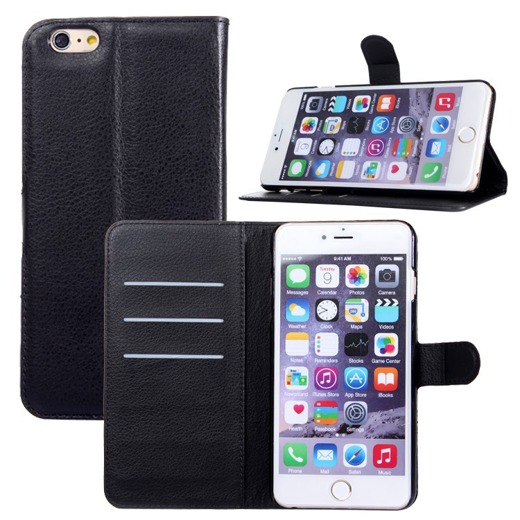 iPhone 6S Plus Custodia iPhone 6 Plus Custodia Portafoglio