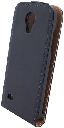 Mobiparts Premium Flip Case Samsung Galaxy S4 Mini Black3