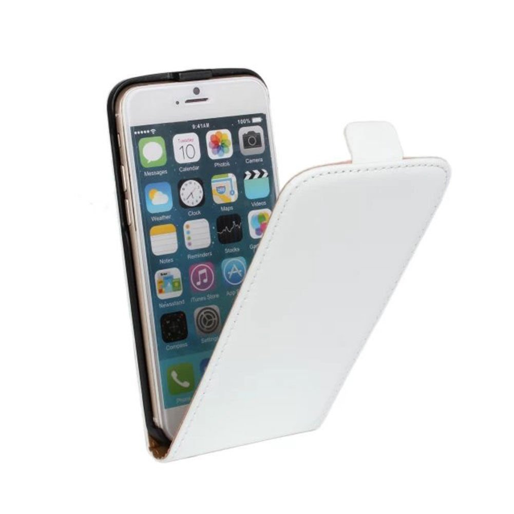custodia apple iphone 6 bianca