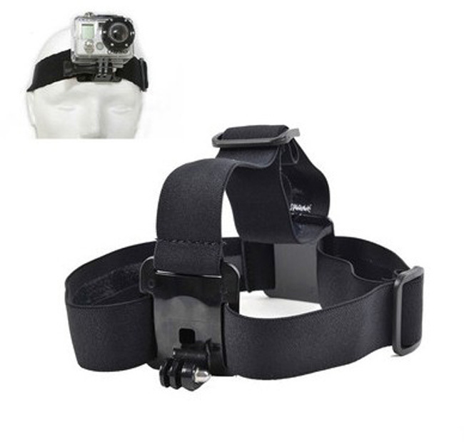 New-Arrive-Gopro-Head-Strap-hero3-hero2-Sj4000-Accessories-Elastic-Adjustable-Belt-Mount-for-Go-Pro