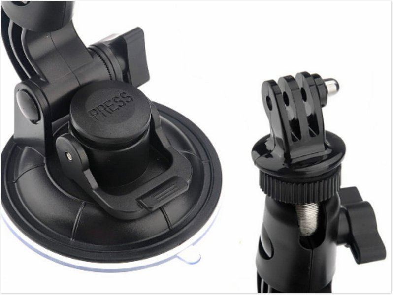 supporto ventosa per fotocamera gripgo2