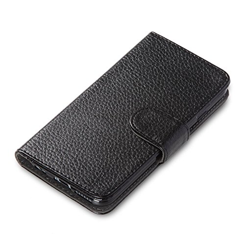 iPhone-6-Plus-Case-Wallet-Case-i-Blason-KickStand-Apple-iPhone-6-Plus-55-inch-Case-Kickstand-Leather-Cover-with-Credit-Card-ID-Holders-Black-0-5
