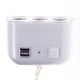 -USB Port - White (12-24V) (1)