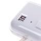 -USB Port - White (12-24V) (3)
