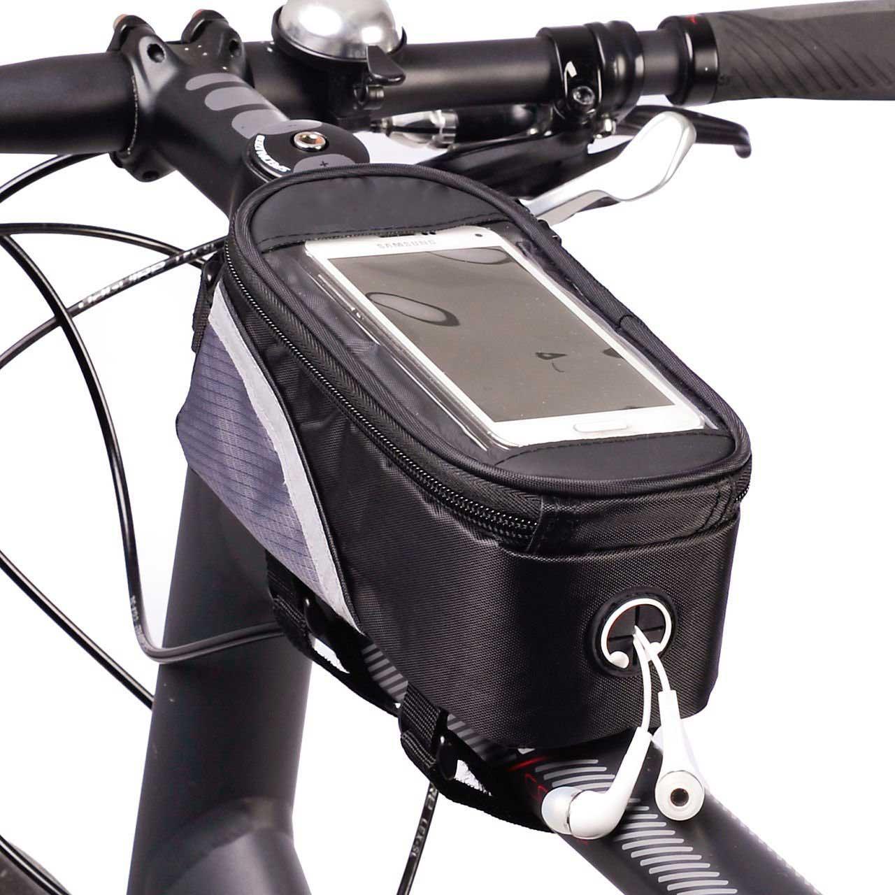 Borsa borsetta custodia touchscreen porta cellulare - Porta bici smart ...