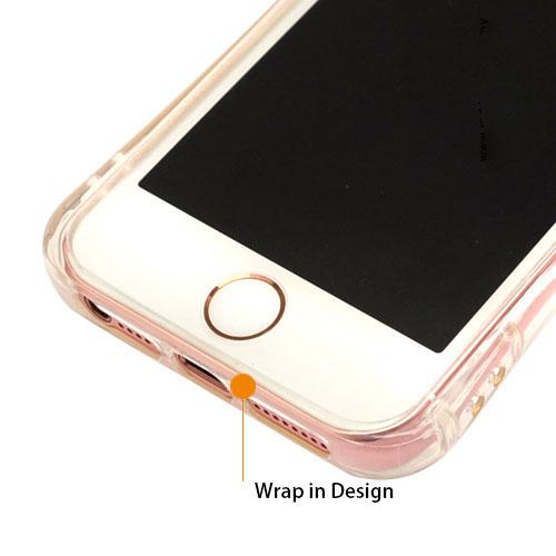 custodia iphone se trasparente